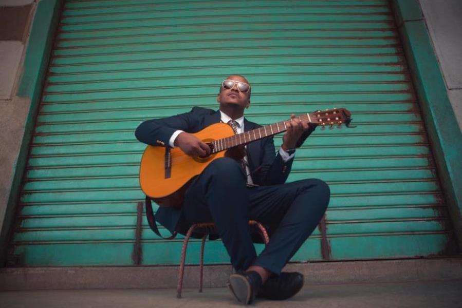 Omar El Amin Virtual Concert