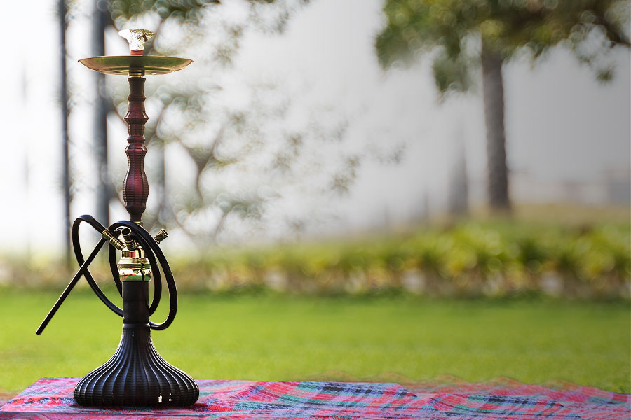 Shisha Time at Saadiyat Beach Golf Club