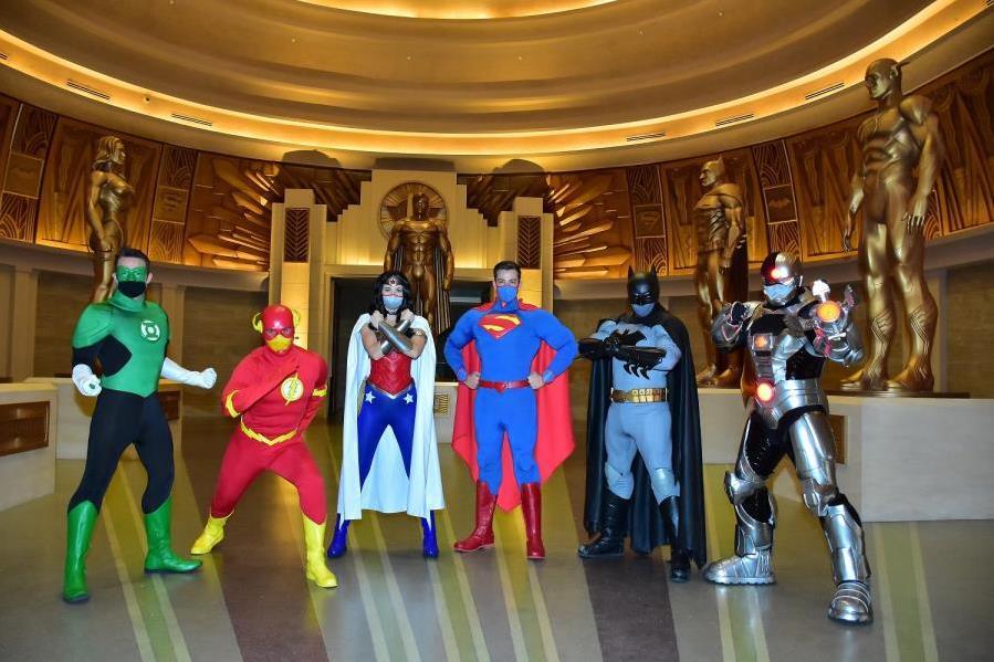 DC Super Hero Saturdays