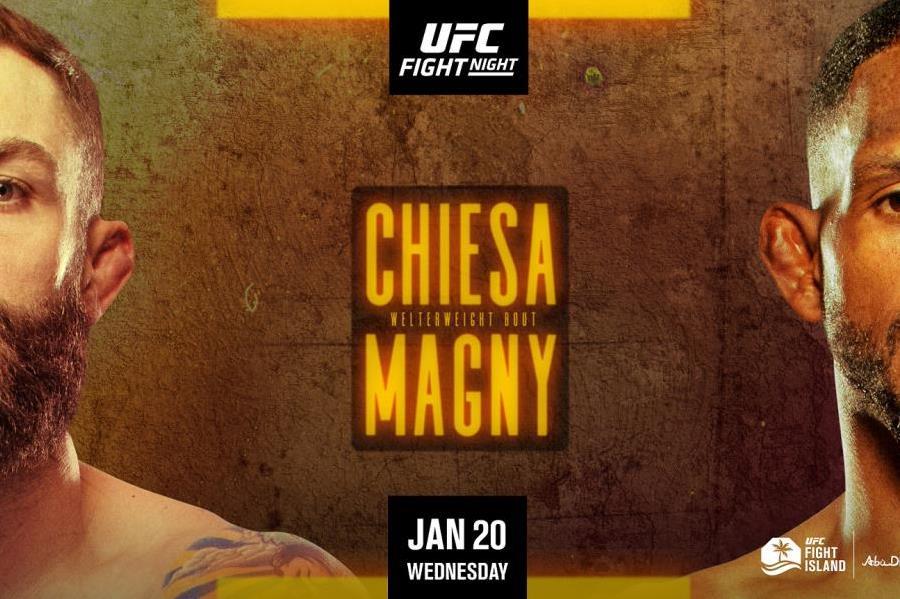 UFC Fight Night: Chiesa vs. Magny
