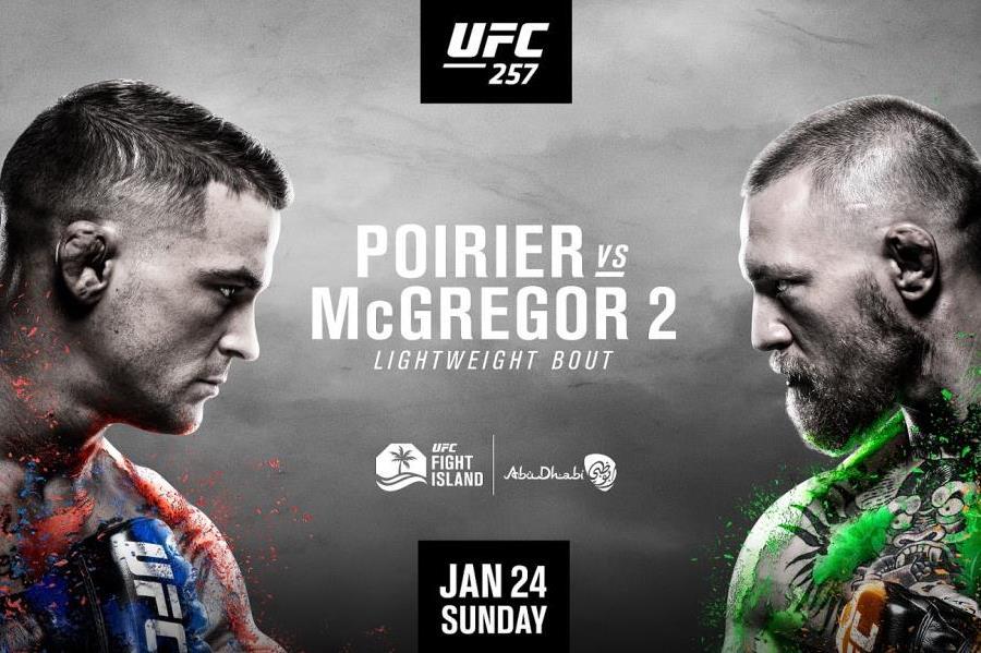 UFC Fight Night: Poirier vs McGregor 2