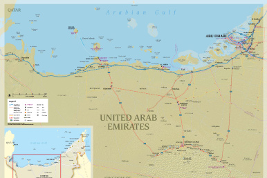 Download Collaterals Maps Wallpapers of Abu Dhabi VisitAbuDhabiae